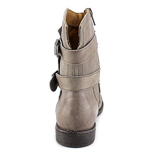 ... Montana Rylan Kvinner Oss 10 Grå Ankel Boot ...