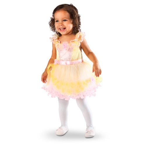 [Disney Store Deluxe Belle Costume for Babies Toddlers Beauty and the Beast (3T)] (The Beast Baby Costume)