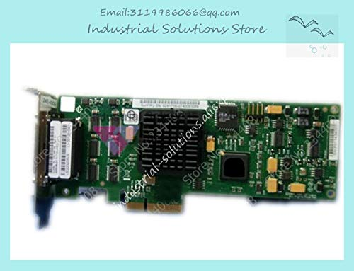 Fevas LSI22320 LSI22320SLE Double 320m PCI-x Scsi Array Card 100/% Tested Perfect Quality
