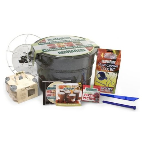 Bernardin Canning Starter Kit - w/Canner by Bernardin
