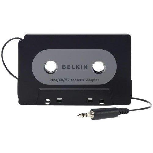 BELKIN F8V366ttBLK-P MP3/CD/MD Cassette Adapter by Belkin