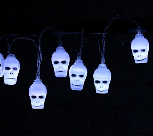 Led Skull String Lights - 3
