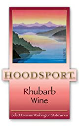 NV Hoodsport Rhubarb Wine 750 mL