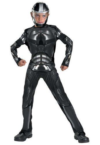 Boys GI Joe Duke Costume & Mask S