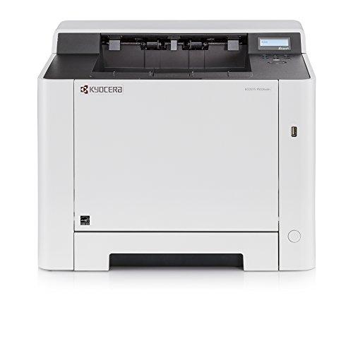 Kyocera Klimaschutz-System Ecosys P5026cdn Laserdrucker. 26 Seiten pro Minute. Farblaserdrucker mit Mobile-Print…