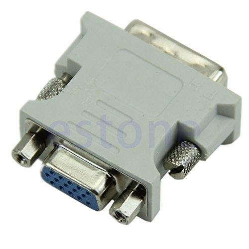 L15 Lcd - Belong Hot Selling 15 Pin VGA Female to DVI-D Male Adapter Converter LCD L15