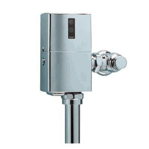 Toto TEU1GNN EcoPower Urinal Flushometer Valve Only, Brushed Nickel by TOTO (Image #1)