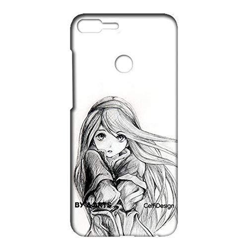 pretty nice e1614 c4ef2 Amazon.com: Classic Case - Anime Girl 2 for Honor 9 Lite: Cell ...