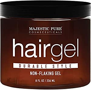 Sweepstakes: MAJESTIC PURE Hair Gel for Men - Durable...
