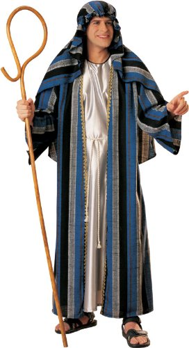 Rubie's Adult Shepherd Costume, Multicolor, One