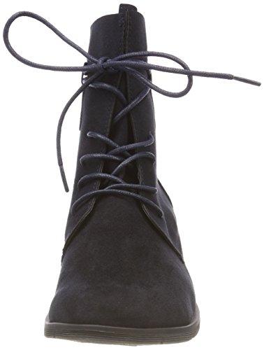 Marco Tozzi Women's 2-2-25112-31 840 Combat Boots Blue (Dk.navy 840) yYCX9M