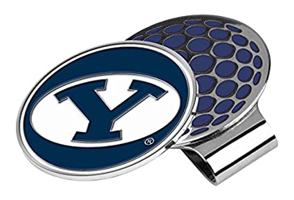 492c2cb1dce Image Unavailable. Image not available for. Color  NCAA Byu Cougars - Golf  Hat Clip with Ball Marker