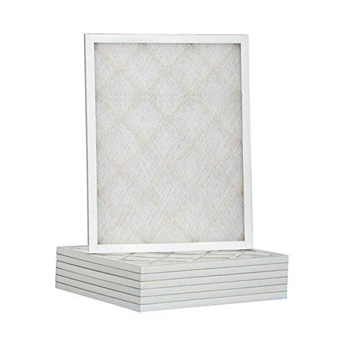 Tier1 13x21-1/2x1 Merv 6 Basic Air Filter/Furnace Filter 6 Pack