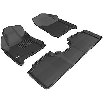 Amazon Com 2012 2016 Cadillac Srx Black Weathertech Floor