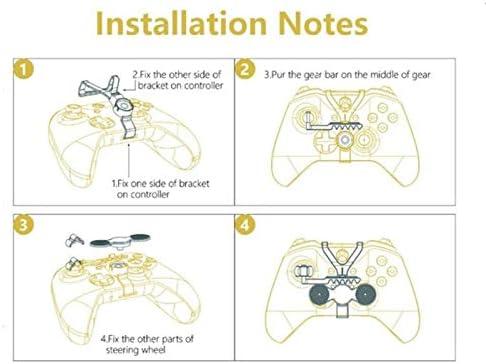 Rehomy Volant de jeu de course pour Xbox One - Actualités des Jeux Videos