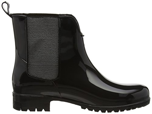 36 25445 Noir Chelsea Black Noir Boots Tamaris Femme EU 001 Xqwp0d
