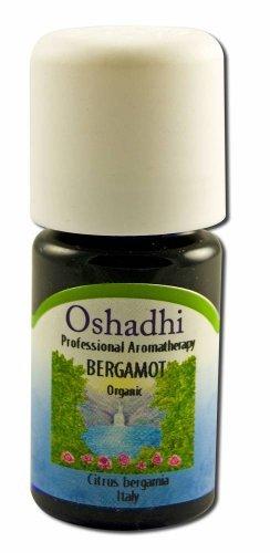 Oshadhi Essential Oil Singles Bergamot 5 mL by Oshadhi