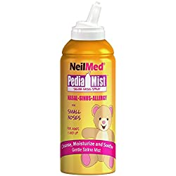 NeilMed Pediamist Pediatric Saline Spray, 2.53 fl oz