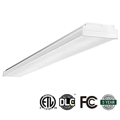 LED Wraparound Flushmount Light