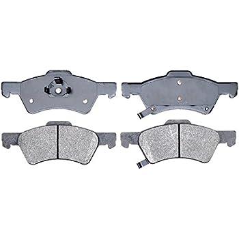 Front Kit 2 OEM Replacement Great-Life Premium Disc Brake Rotors SHIPS FROM USA!!-Tax Incl. 6lug -Combo Brake Kit- 4 Semi-Met Pads Tacoma 4Runner