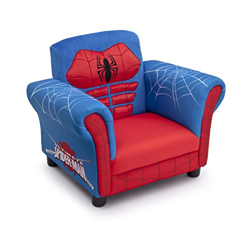 Delta Children Marvel Spider-Man Figural Chair - Light Figural