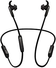 Jabra Elite 45e Wireless Earbuds, Titanium Black – Alexa Built-In, Wireless Bluetooth Earbuds, Around-the-Neck