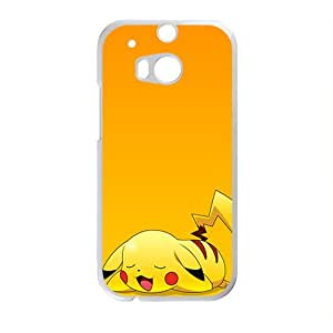 Cartoon Anime Pokemon fashion Phone case for HTC ONE M8