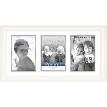 Amazon.com - Timeless Frames 10x20 Inch Fits Three 5x7 Inch Photos ...