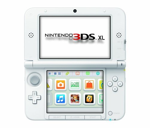 Buy Nintendo New 3DS XL White Console Online at Low Prices in India on