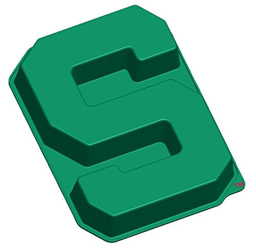 NCAA Michigan State Spartans S Cake Pan with