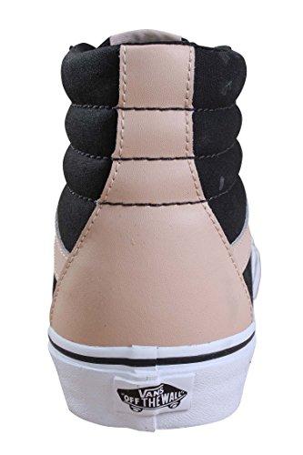 Vans Mens SK8-Hi Reissue (Veggie Tan) Skate Shoes Black/True White 8.5 D(M) US nKn49