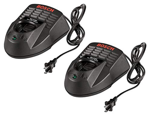 Bosch BC330 Replacement (2 Pack) 12-volt Lithium-Ion Battery Charger # BC330-2pk