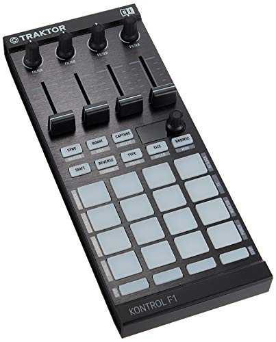 Native Instruments Traktor Kontrol F1 DJ Controller from Native Instruments