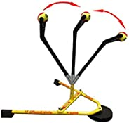 Billie Jean King's Eye Coach, Family at-Home Tennis Training System. Works for Adults, Kids, and The Whole