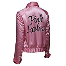 Pink Ladies Grease Live Satin Womens Jacket