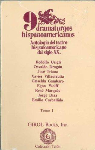 9 Dramaturgos Hispanoamericanos