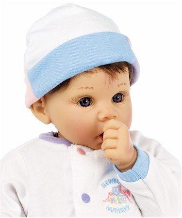 Little Sweetheart Brown/Blue