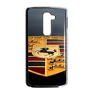 YESGG Porsche sign fashion cell phone case for LG G2