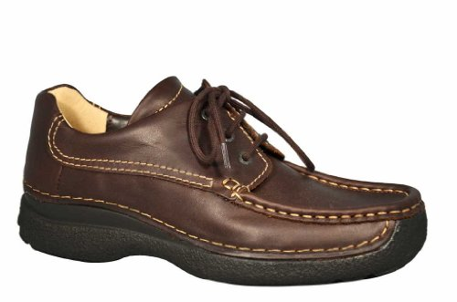 Wolky Comfort Schnürschuhe 09201 Roll Shoe 50300 braun Leder