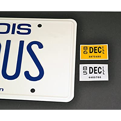 Celebrity Machines Ferris Bueller's Day Off | NRVOUS | Stamped License Plate: Automotive