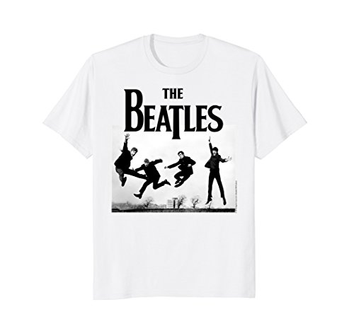 Beatles T-shirt Tee - The Beatles Jump at Sefton Park T-shirt