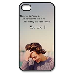 Harry Styles New Fashion DIY Phone Case for Iphone 4,4S,customized cover case ygtg-324605