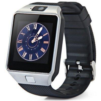 a08f1564dbb4d Zakk DZ-09 with Sim Card Slot Smart Watch Brown  Amazon.in ...