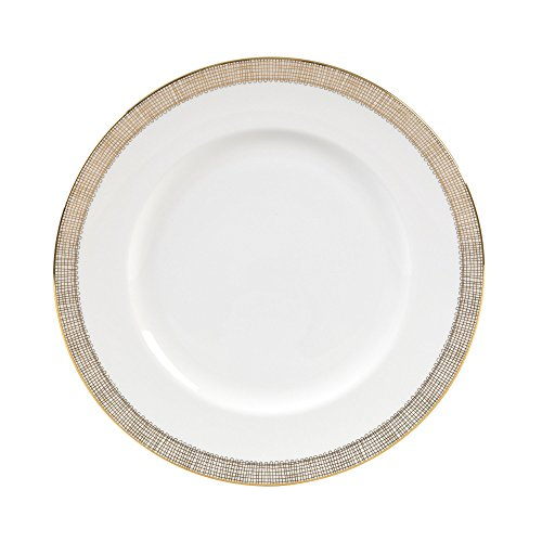 Weave Accent Plate - 6