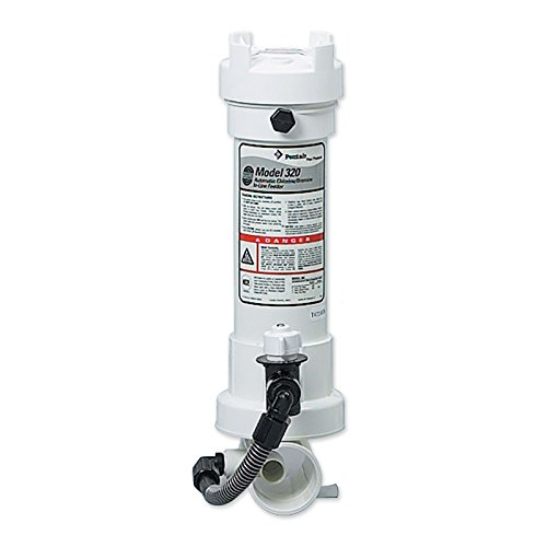 (Pentair Rainbow 320 in-Line Automatic Pool Chemical Feeder - R171096)