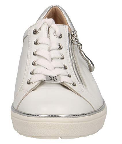 Lacets décontracté 191 À baskets Sport chaussures Femme Caprice 23606 chaussures chaussures Chaussures Lacets élégant silver De Rue Sportives White chaussure 22 zSxxvqnUT
