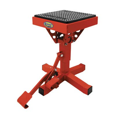 (Motorsport Products 92-4013 Red P12 Adjustable Lift Stand)
