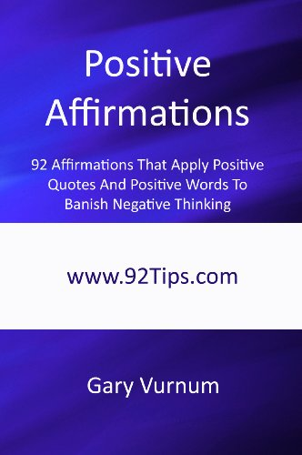 Positive Affirmations 60 Affirmations That Apply Positive Quotes Gorgeous Positive Affirmation Quotes