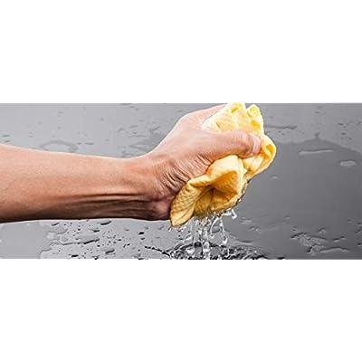 CDR Chamois Cloth for Car - Original Car Drying Towel (Regular Size) AUTO: Automotive