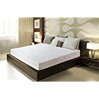 Olee Sleep VC09FM01Q Gel Multi Layered Memory Foam Matress, 9 Inch
